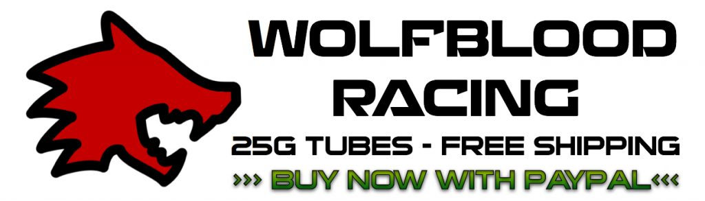 wolfblood racing oil additive 25g tubes link to buy with paypal free shipping