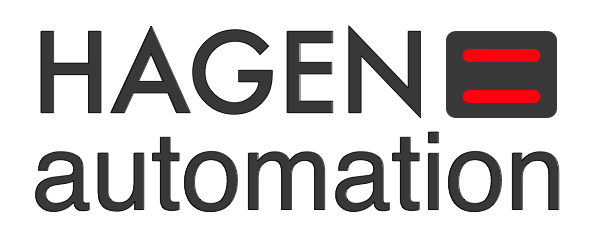 Hagen Automation Logo industrial robot consultancy, design, engineering