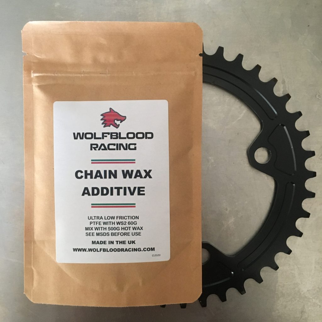 WBR hot chain waxing additive powder